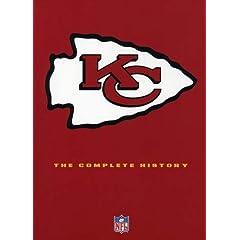 NFL History of the Kansas City Chiefs (2pc)