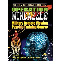 Operation Mindazzle: Military Remote Viewing (UFO TV Special Edition)
