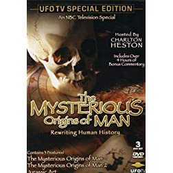 The Mysterious Origins of Man (UFO TV Special Edition)