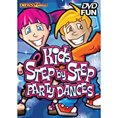 Kids Step By Step Party Dances