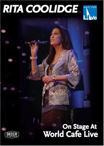 Rita Coolidge: On Stage at World Cafe Live