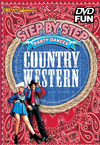Step By Step County Western Party Dances