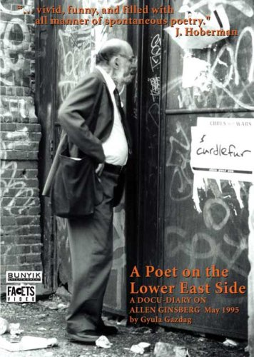 A Poet on the Lower East Side: A Docu-Diary