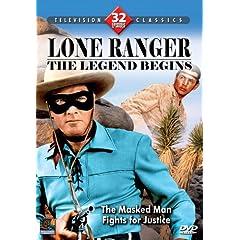 Lone Ranger - The Legend Begins