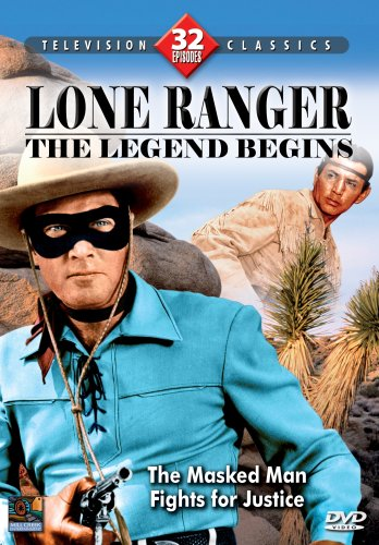 Lone Ranger - The Legend Begins