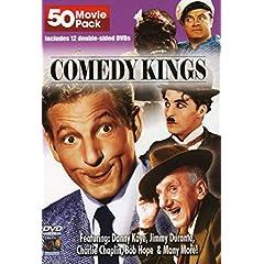 Comedy Kings 50 Movie Mega Pack