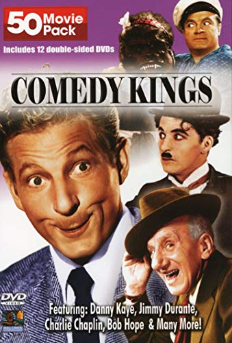 Comedy Kings 50 Movie Mega Pack