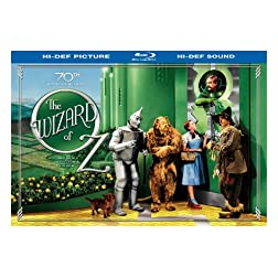 Warner Home Video Wizard Of Oz - 70th Anniversary [Blu-ray / 4 Disc / 52 Pg Book / Watch]