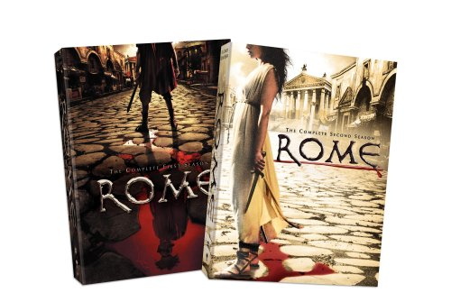 Rome - The Complete First Two Seasons