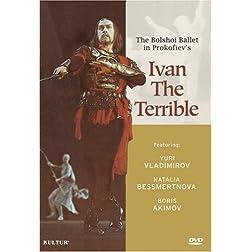 Prokofiev - Ivan the Terrible, The Classic Motion Picture with The Bolshoi Ballet / Natalia Bessmertnova, Yuri Grigorovich