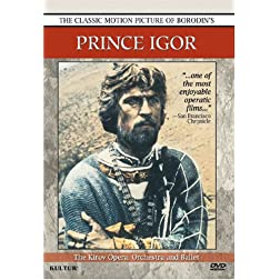 Alexander Borodin - Prince Igor, The Classic Motion Picture with The Kirov Opera