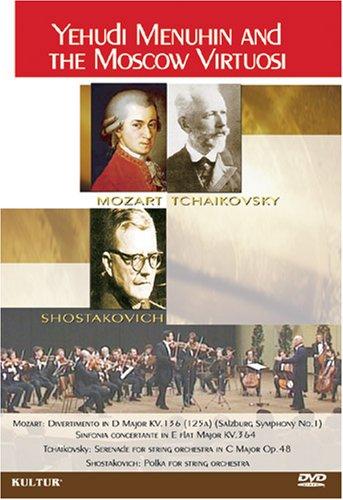 Yehudi Menuhin & The Moscow Virtuosi / Moscow Virtuosos, Yehudi Menuhin, Vladimir Spivakov, Youri Bashmet