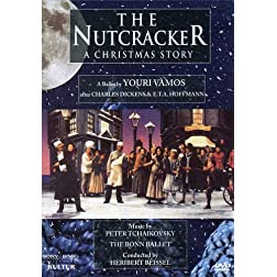 The Nutcracker - A Ballet by Youri Vamos With The Bonn Ballet / Heribert Beissel, Derek Bailey