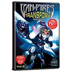 Van-Pires Transform: Deep Freeze, Vol. 2