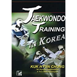Taekwondo Training in Korea