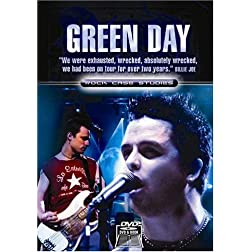 Green Day: Rock Case Studies (w/ Book)
