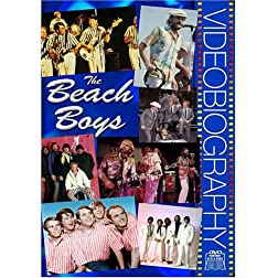 The Beach Boys: Videography (w/ Book)