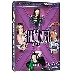 World Wrestling Network Presents: FIP - Shimmer, Vol. 4