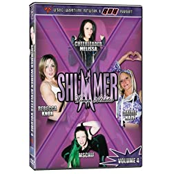 World Wrestling Network Presents: FIP - Shimmer, Vol. 4