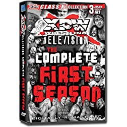 XPW Class-X Presents: XPW TV - The Complete First Season