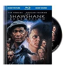 The Shawshank Redemption (Blu-ray Book) [Blu-ray]