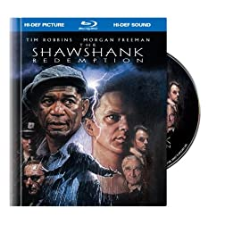 The Shawshank Redemption (Blu-ray Book) [Blu-ray]