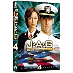 JAG (Judge Advocate General) - The Complete Fourth Season
