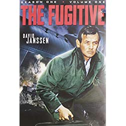 The Fugitive - Season One, Vol. 1