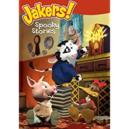Jakers! - Spooky Stories