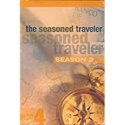 The Seasoned Traveler Season 2 DVD 4