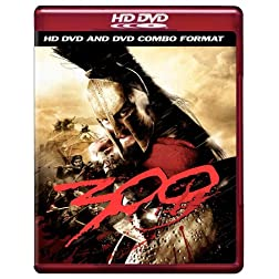 300 (Combo HD DVD and Standard DVD) [HD DVD]