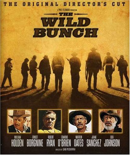 The Wild Bunch [HD DVD]