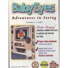 Baby Eyes - Adventures in Seeing