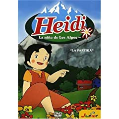 Heidi: La Partida