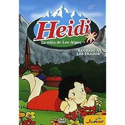 Heidi: Regreso a Los Prados