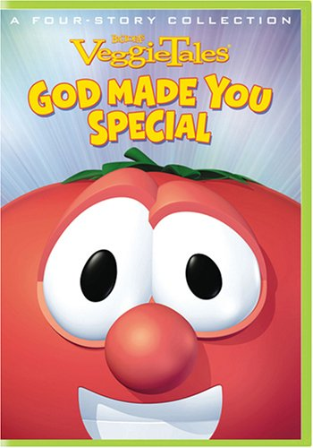 Veggie Tales: God Made You Special