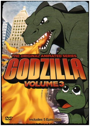 Godzilla - The Original Animated Series, Vol. 3