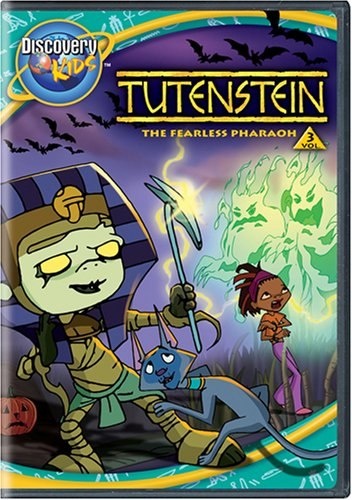 Tutenstein: The Fearless Pharaoh Vol. 3