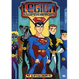 Legion of Super Heroes Volume 1