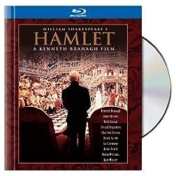 Hamlet (Blu-ray Book)