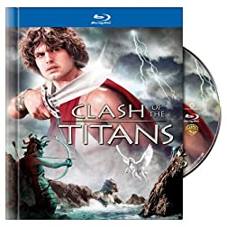 Clash of the Titans (Blu-ray Book)