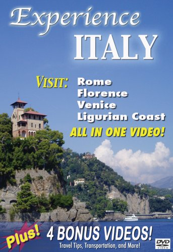 Experience Italy! - DVD Exclusive Travel Video (2007)