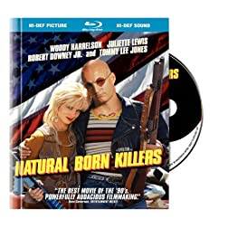 Natural Born Killers [Blu-ray]