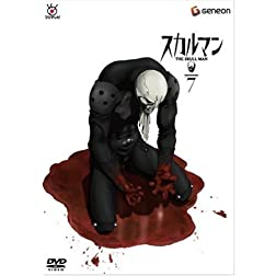 Skull Man 7