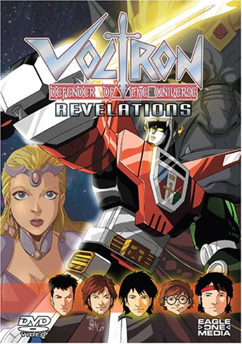 Voltron: Defender of the Universe - Revelations