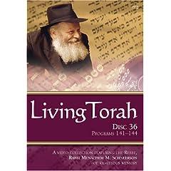 Living Torah Disc 36 Program 141-144