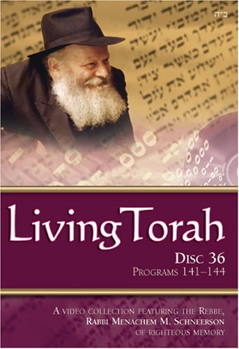 Living Torah Disc 36 Program 141-144