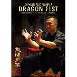 Shaolin Five Animals - Dragon Fist