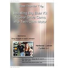 Installing a Big Boar Kit & Gear Drive Cams