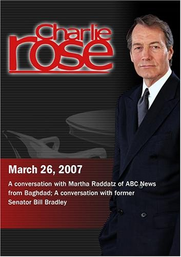 Charlie Rose (March 26, 2007)